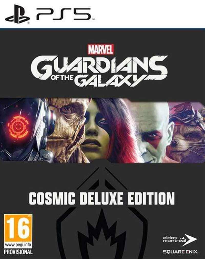 PS5 Marvels Guardians of the Galaxy - Cosmic Deluxe Edition