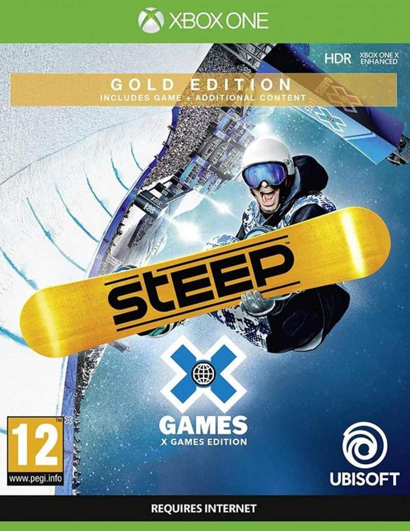 XBOX ONE Steep X Games - Gold Edition
