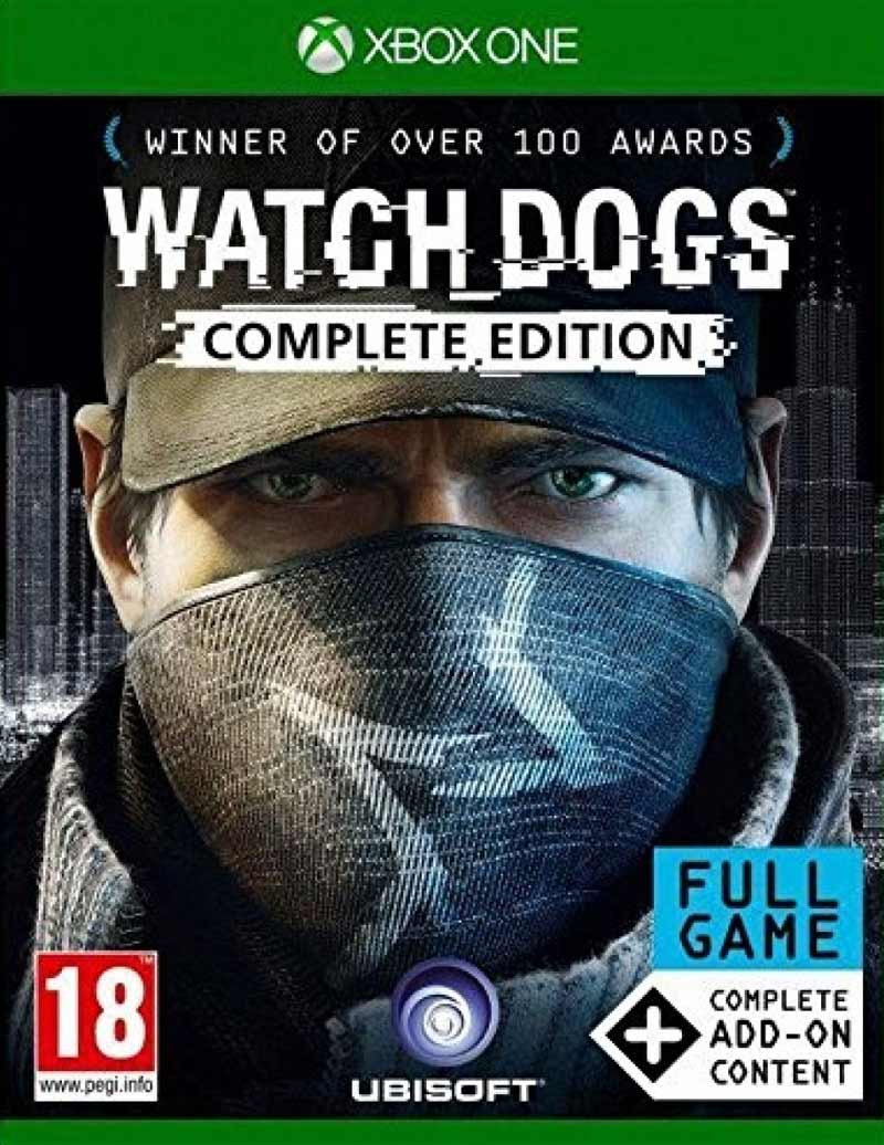 XBOX ONE Watch Dogs - Complete Edition