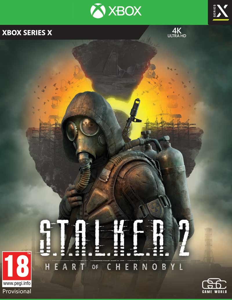 XBSX S.T.A.L.K.E.R. 2 - The Heart of Chernobyl