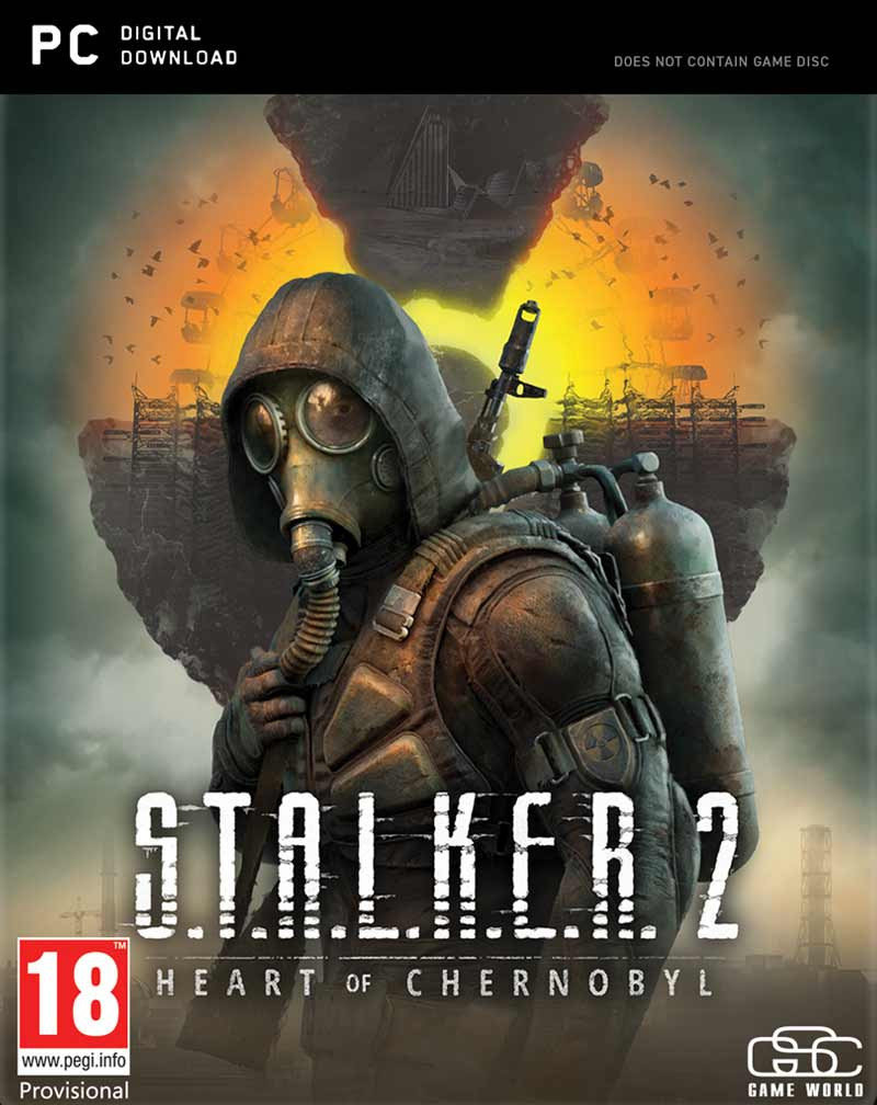 PCG S.T.A.L.K.E.R. 2 - The Heart of Chernobyl