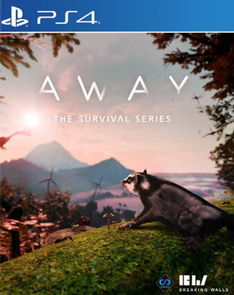 PS4 Away The Survival Series