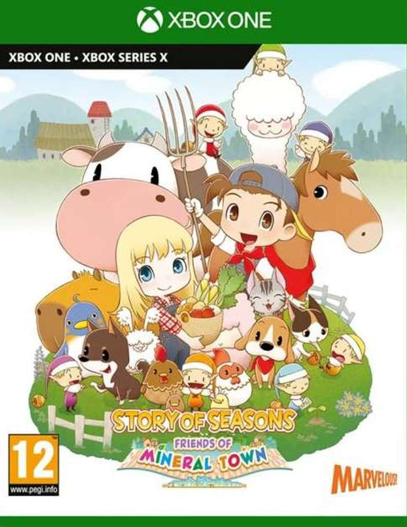 XBOX ONE Story of Seasons - Friends of Mineral Town