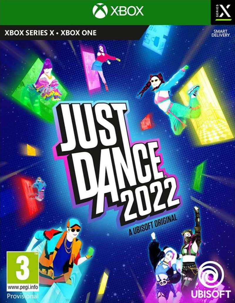 XBOX ONE Just Dance 2022