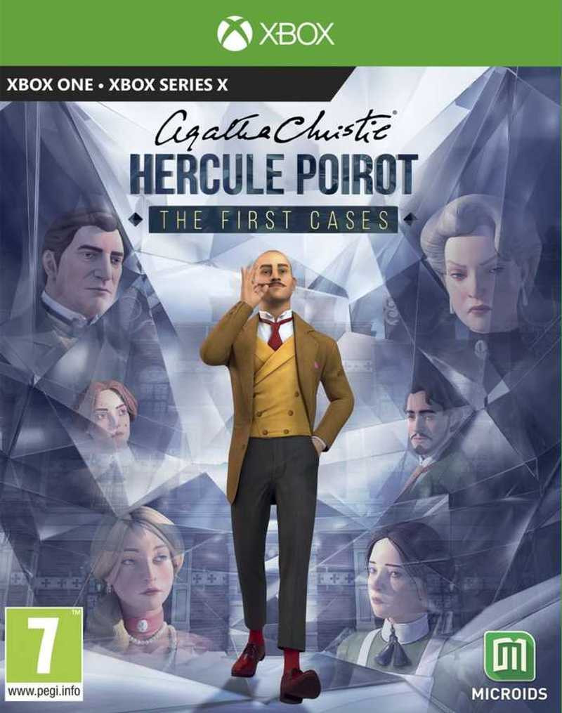 XBOX ONE Agatha Christie - Hercule Poirot - The First Cases