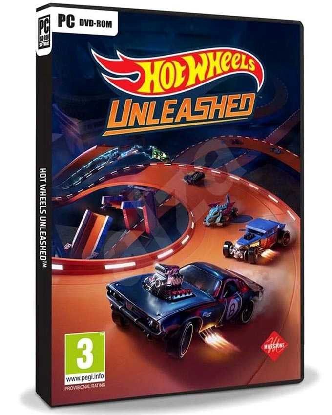 PCG Hot Wheels Unleashed - Day One Edition