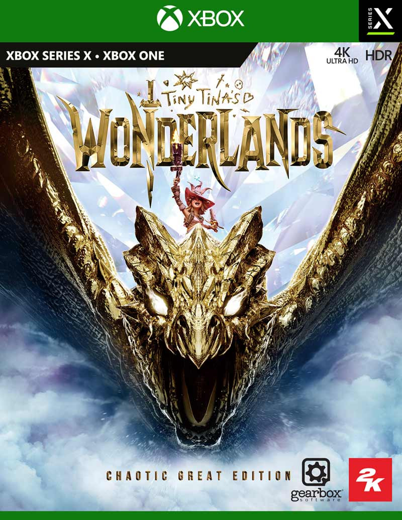 XBOX ONE Tiny Tinas Wonderlands - Chaotic Great Edition