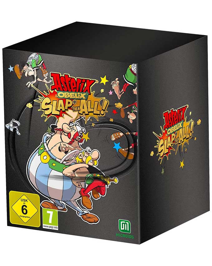 SWITCH Asterix and Obelix - Slap them All! - Collectors Edition