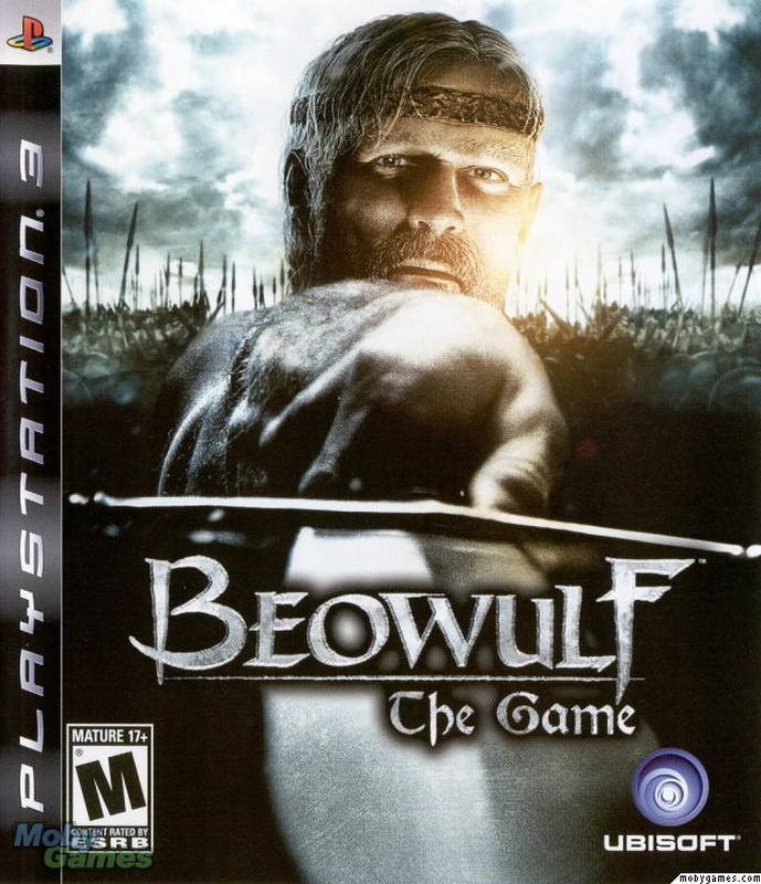 PS3 Beowulf - The Game