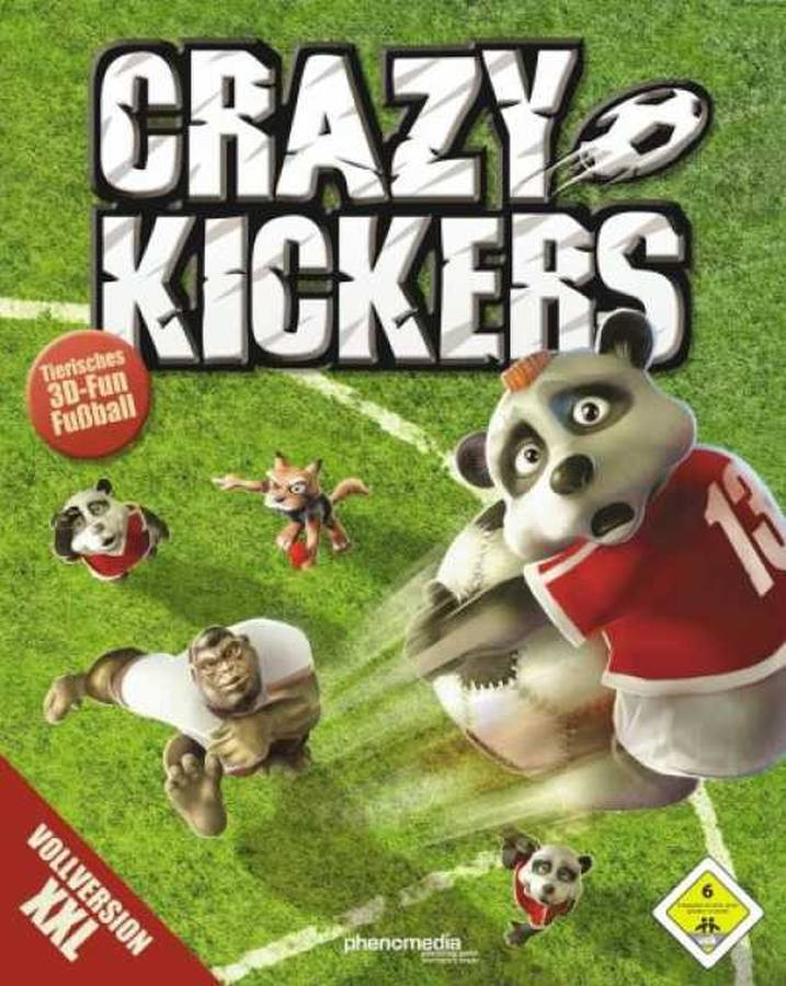 PCG Crazy Kickers
