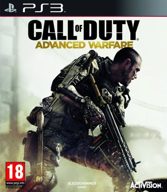 PS3 Call of Duty - Advanced Warfare
