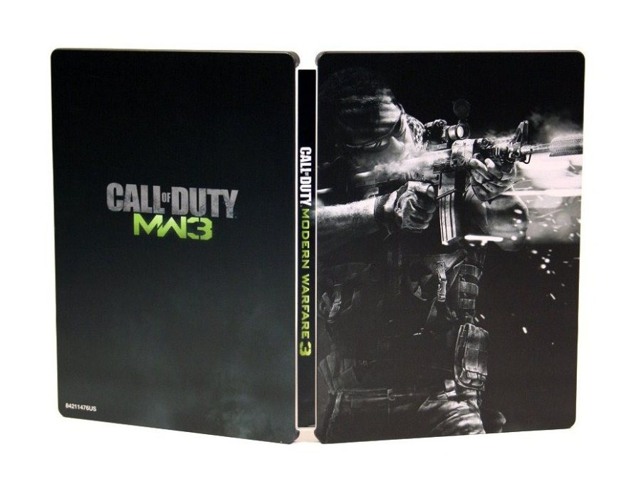 PS3 Call of Duty - Modern Warfare 3 (steelbook)