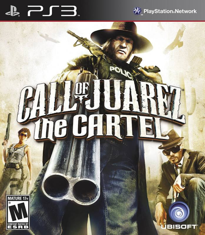 PS3 Call of Juarez - The Cartel