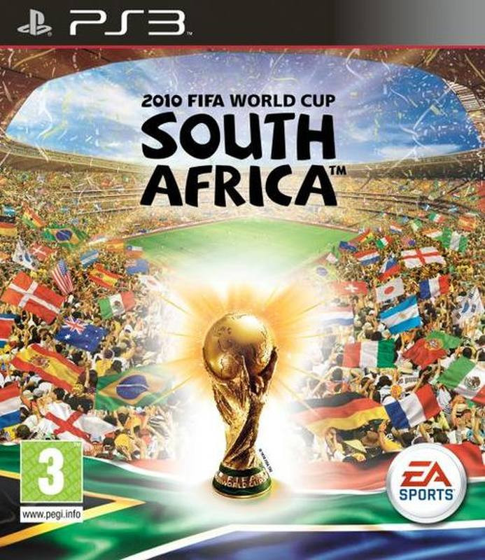 PS3 FIFA Football South Africa 2010