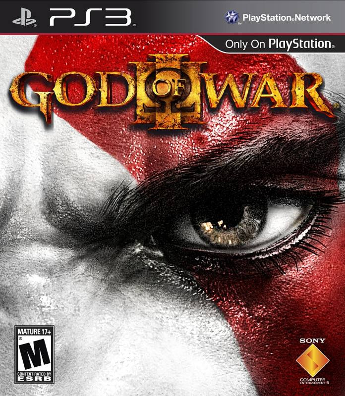PS3 God Of War 3