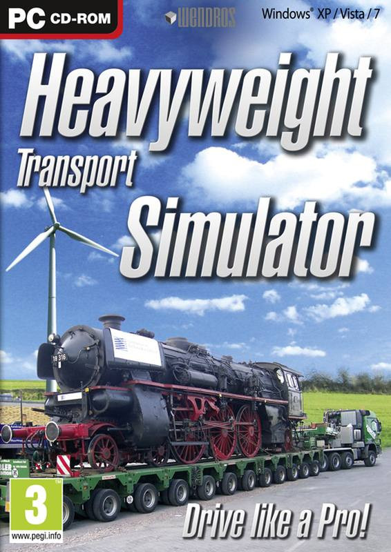PCG Heavyweight Transport Simulator