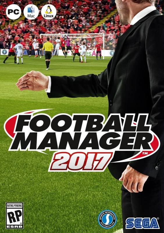 PCG Football Manager 2017