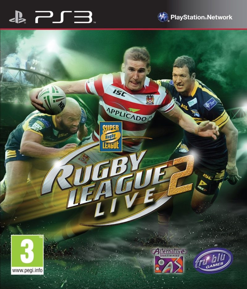 PS3 Rugby League Live 2