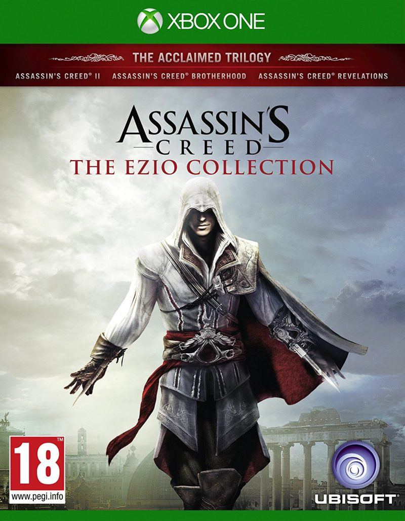 XBOX ONE Assassins Creed Ezio Collection (AC2 + Revelations + Brotherhood)
