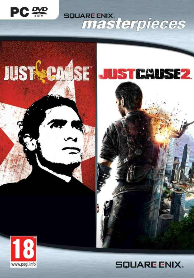 PCG Just Cause - Masterpiece (Just Cause + Just Cause 2)