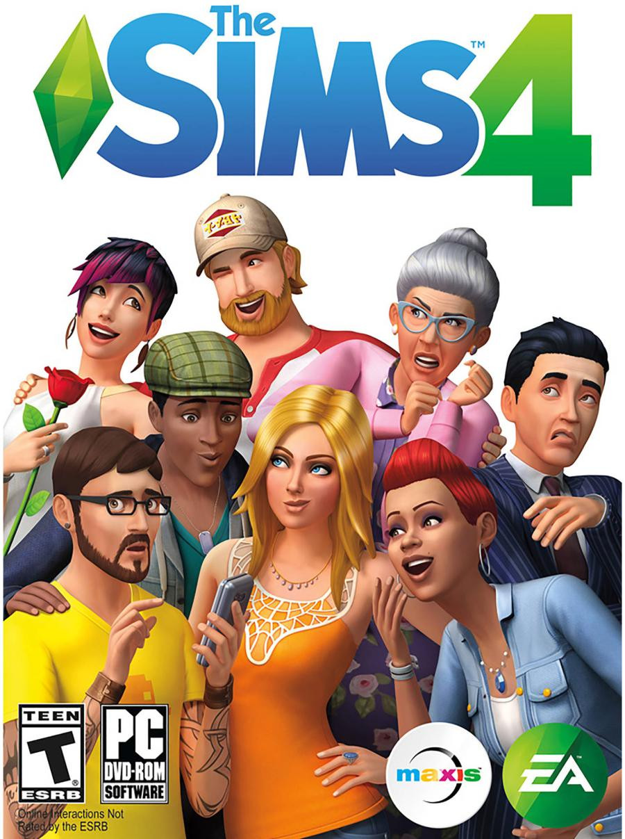 PCG The Sims 4