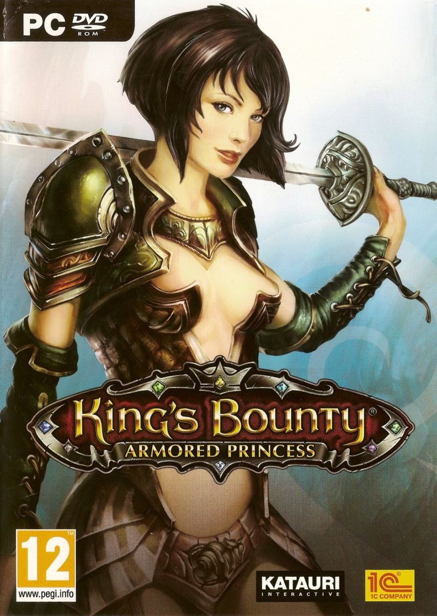 PCG King`s Bounty - Armored Princess