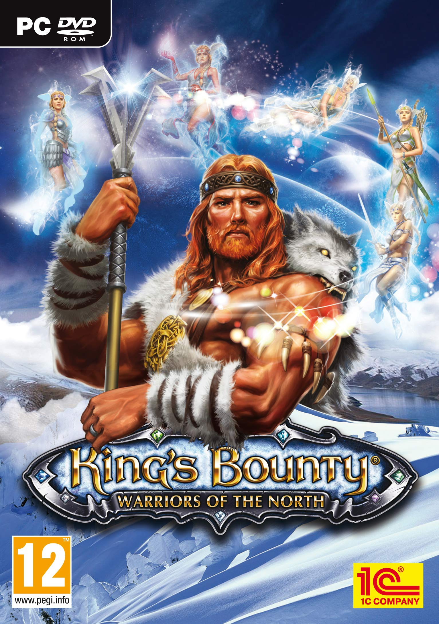 PCG King`s Bounty - Warriors Of The North