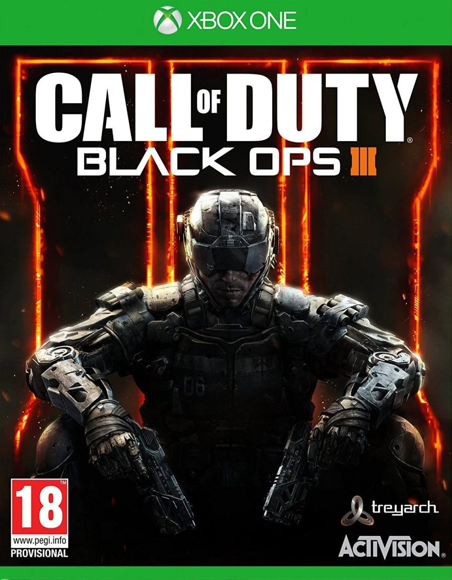 XBOX ONE Call of Duty - Black Ops 3
