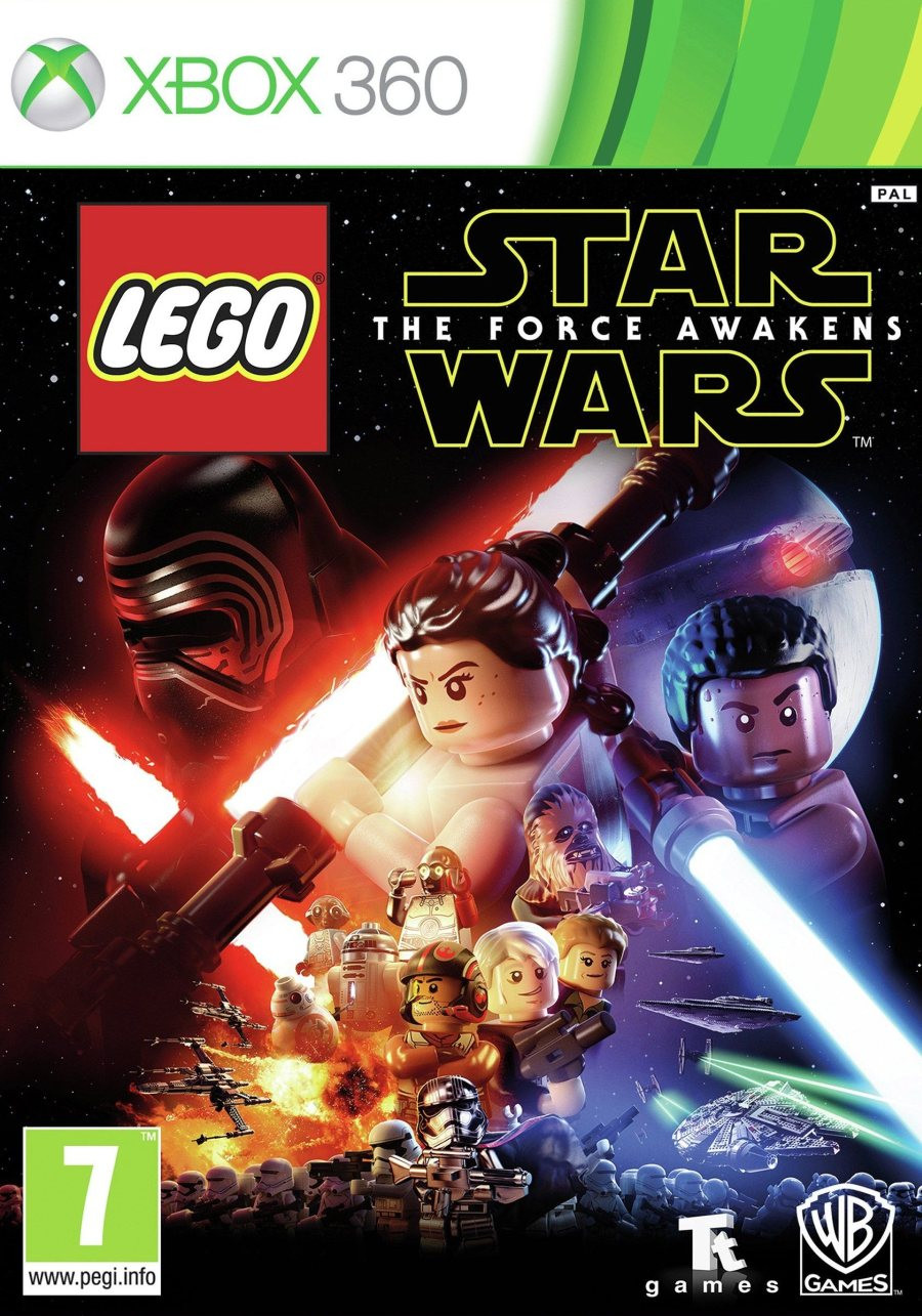 XBOX 360 LEGO Star Wars The Force Awakens