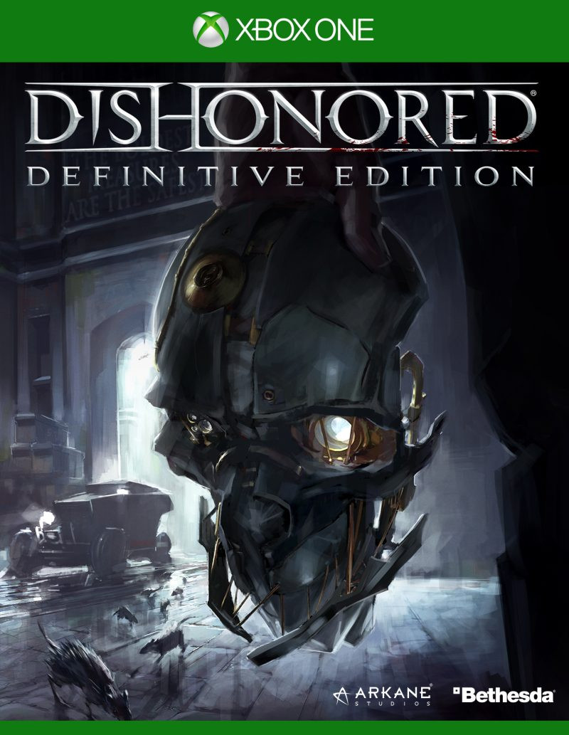XBOX ONE Dishonored - Definitive Edition GOTY