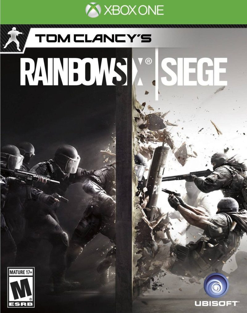 XBOX ONE Tom Clancys Rainbow Six: Siege