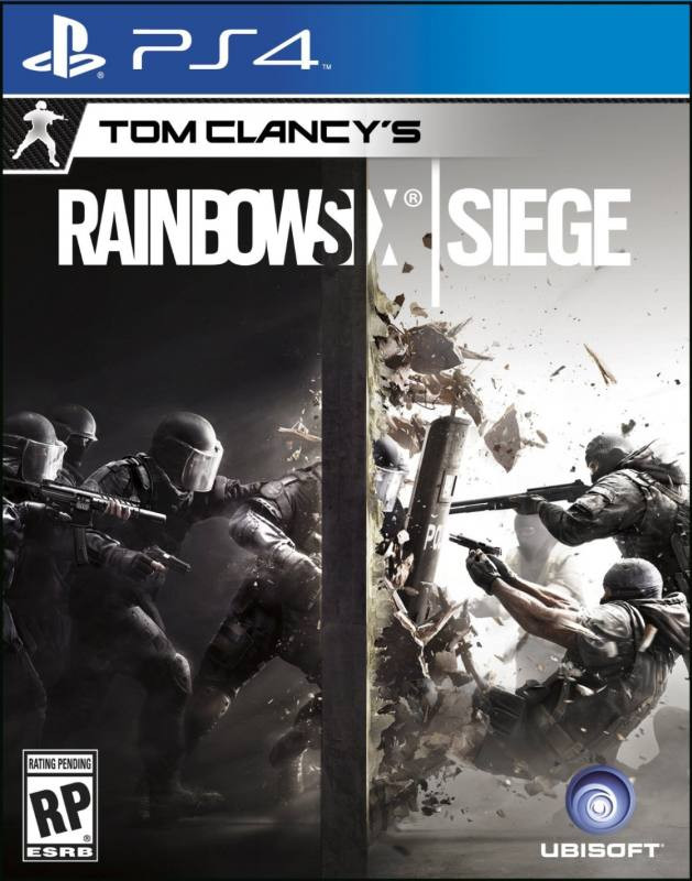PS4 Tom Clancys Rainbow Six: Siege