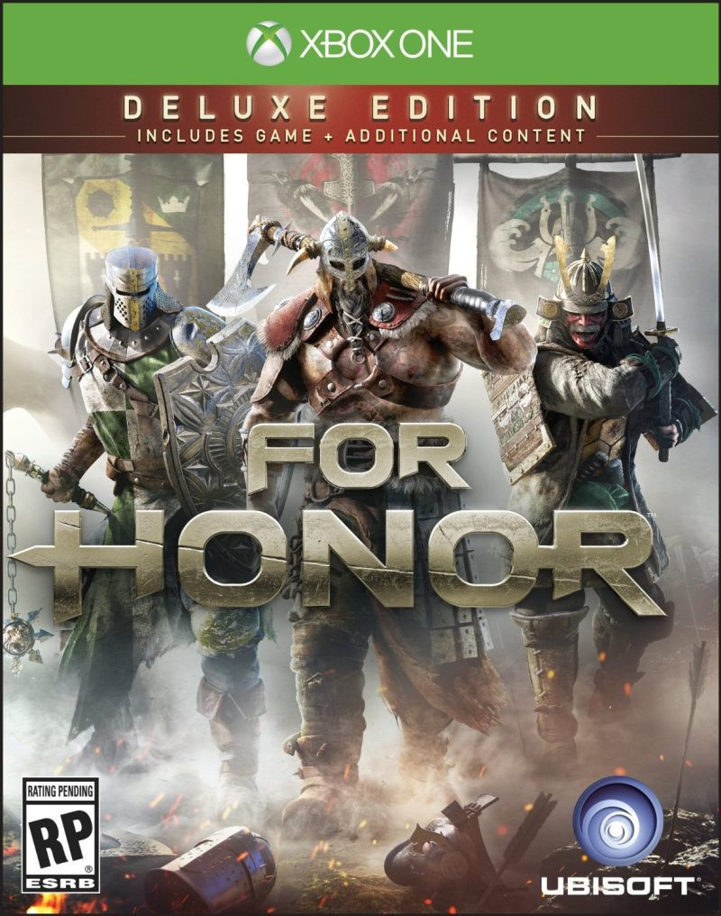 XBOX ONE For Honor Deluxe Edition