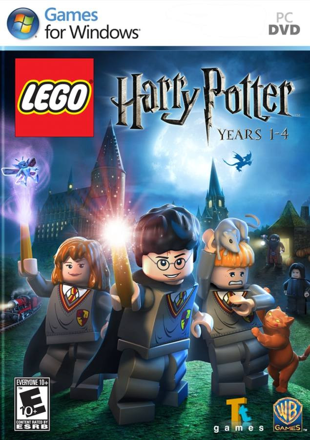 PCG Lego Harry Potter - Years 1-4