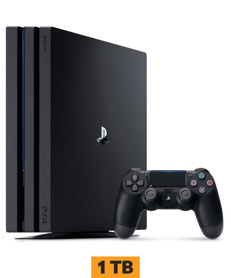 Konzola Sony Playstation 4 Pro 1TB PS4 Black