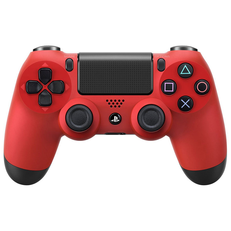 Dualshock 4 Wireless Controller PS4 Magma Red Gamepad