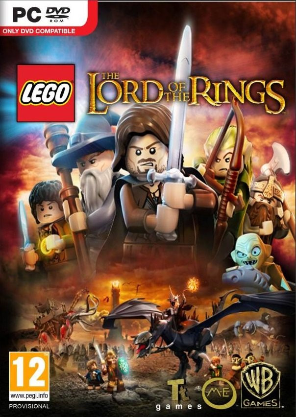 PCG LEGO Lord of the Rings