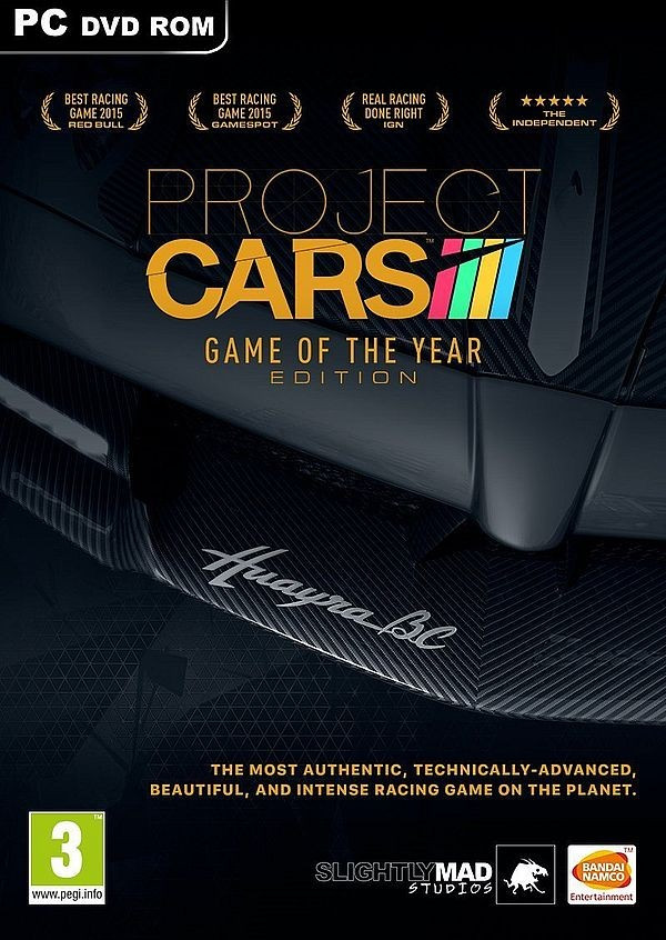 PCG Project Cars GOTY