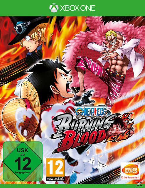 XBOX ONE One Piece – Burning Blood