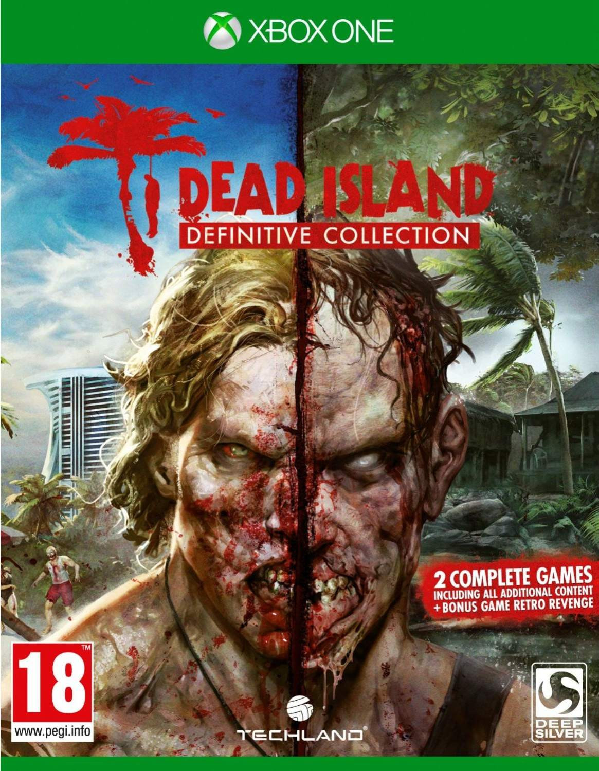 XBOX ONE Dead Island Definitive Edition