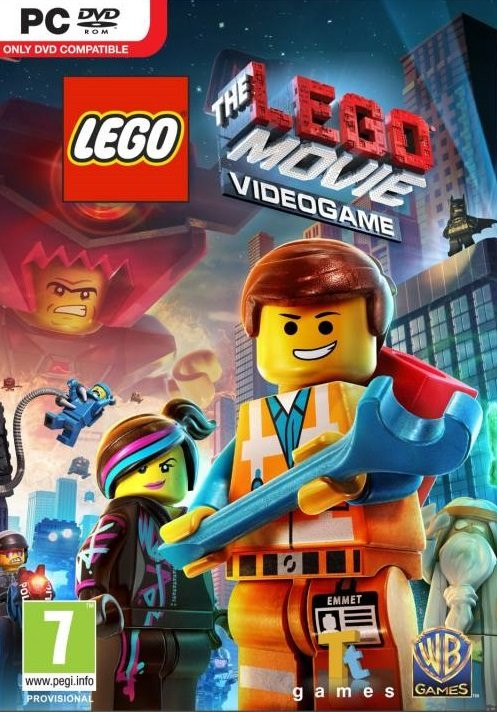 PCG LEGO Movie - The Video Game