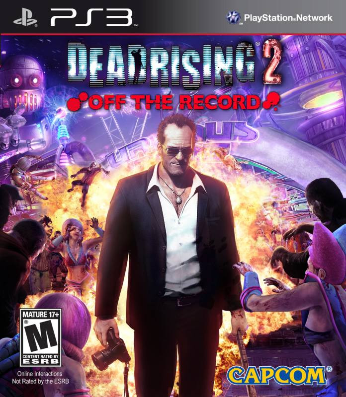 PS3 Dead Rising 2 – Off The Record