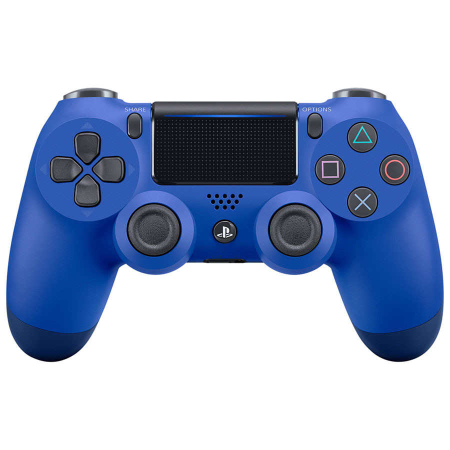 Dualshock 4 Wireless Controller PS4 Wave Blue Gamepad