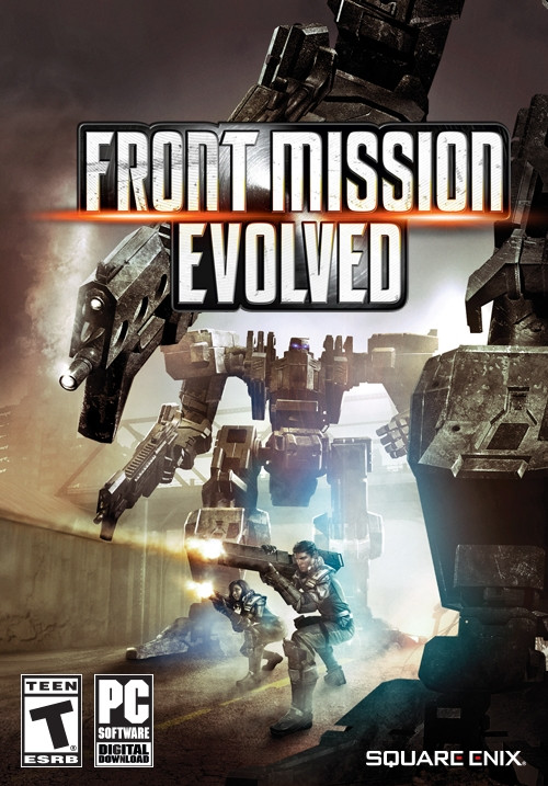 PCG Front Mission Evolved
