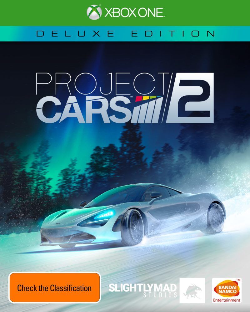 XBOX ONE Project CARS 2 Limited Edition