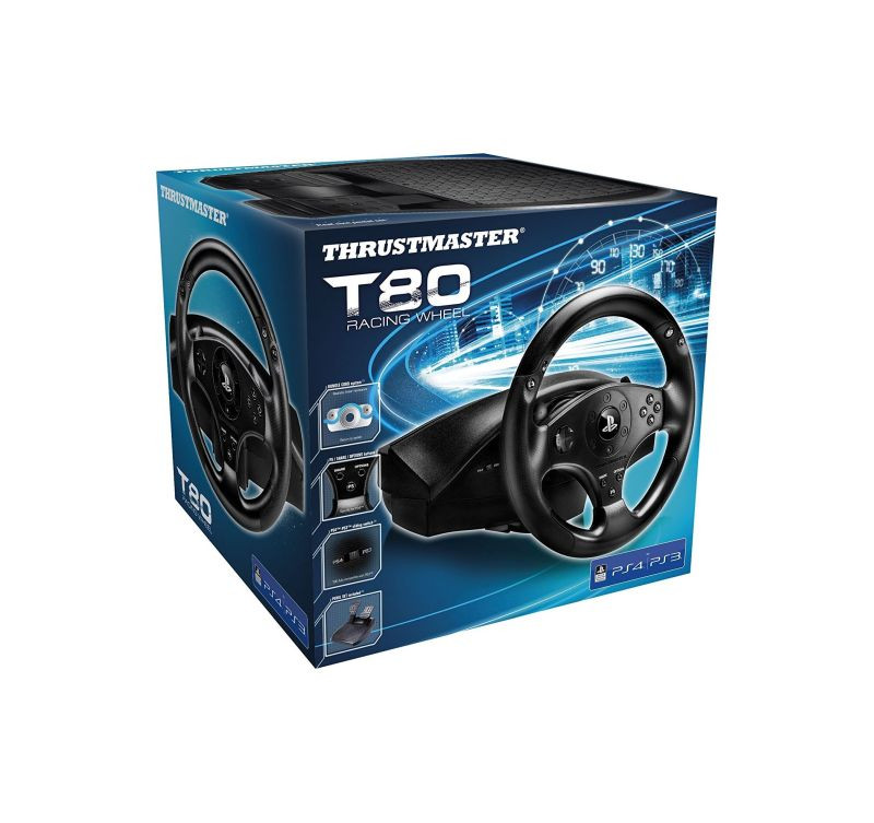 Volan Thrustmaster T80  PS4 / PS3 / PC