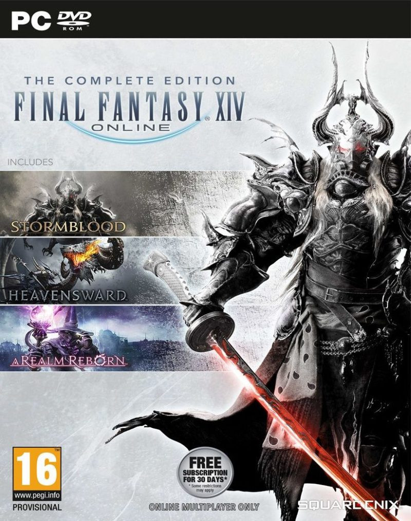 PCG Final Fantasy XIV Online Complete Edition