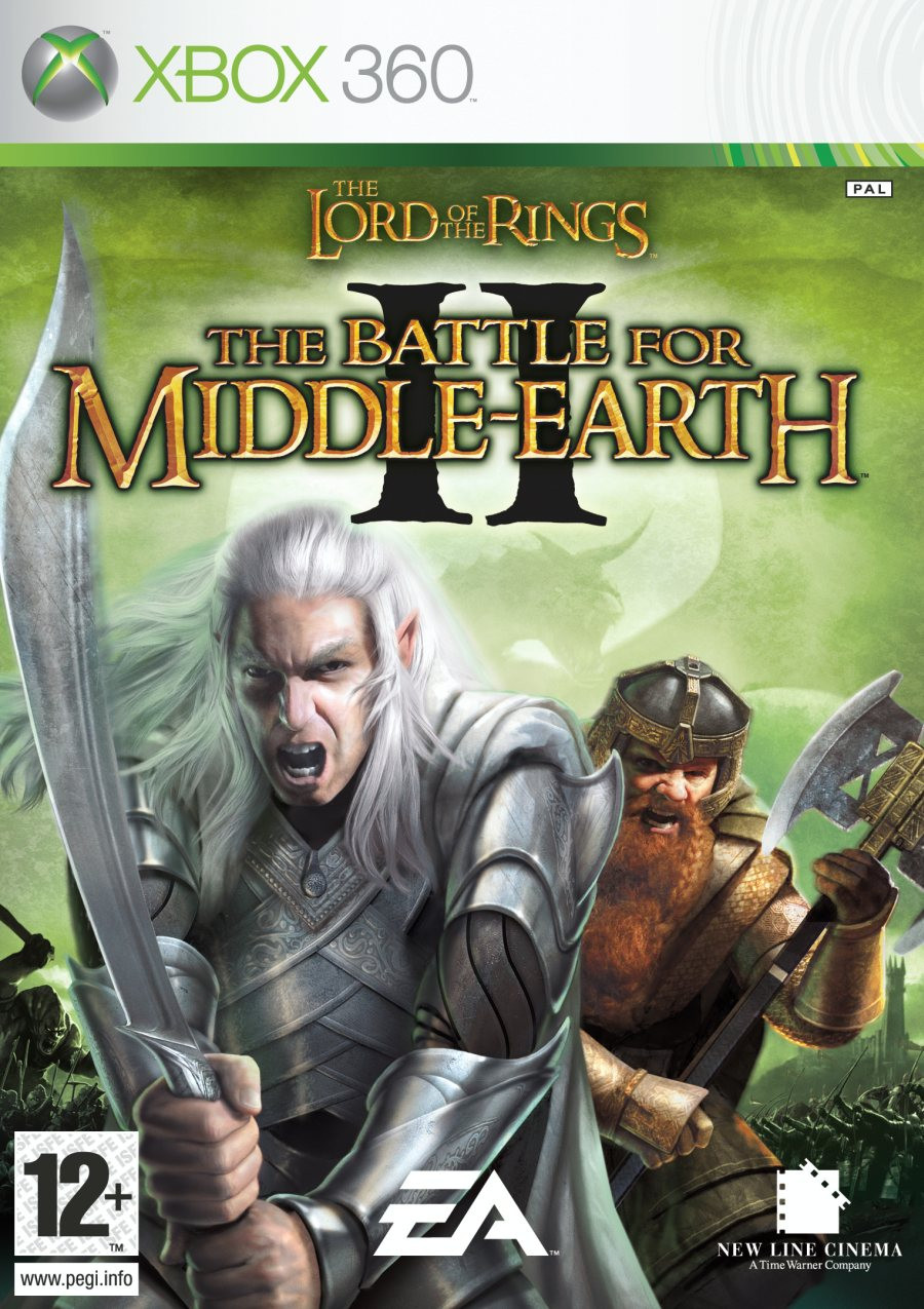 XBOX 360 The Lord Of The Rings - The Battle For Middle-Earth II