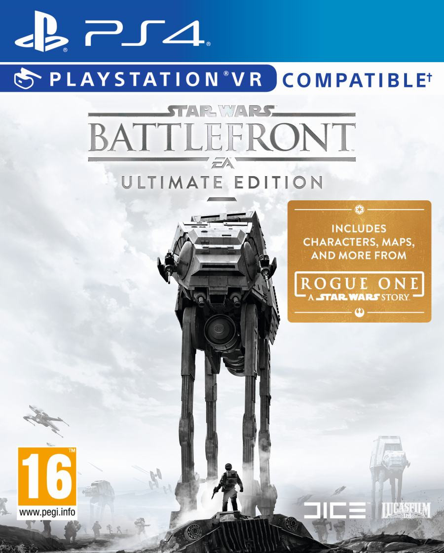 PS4 Star Wars – Battlefront Ultimate Edition VR