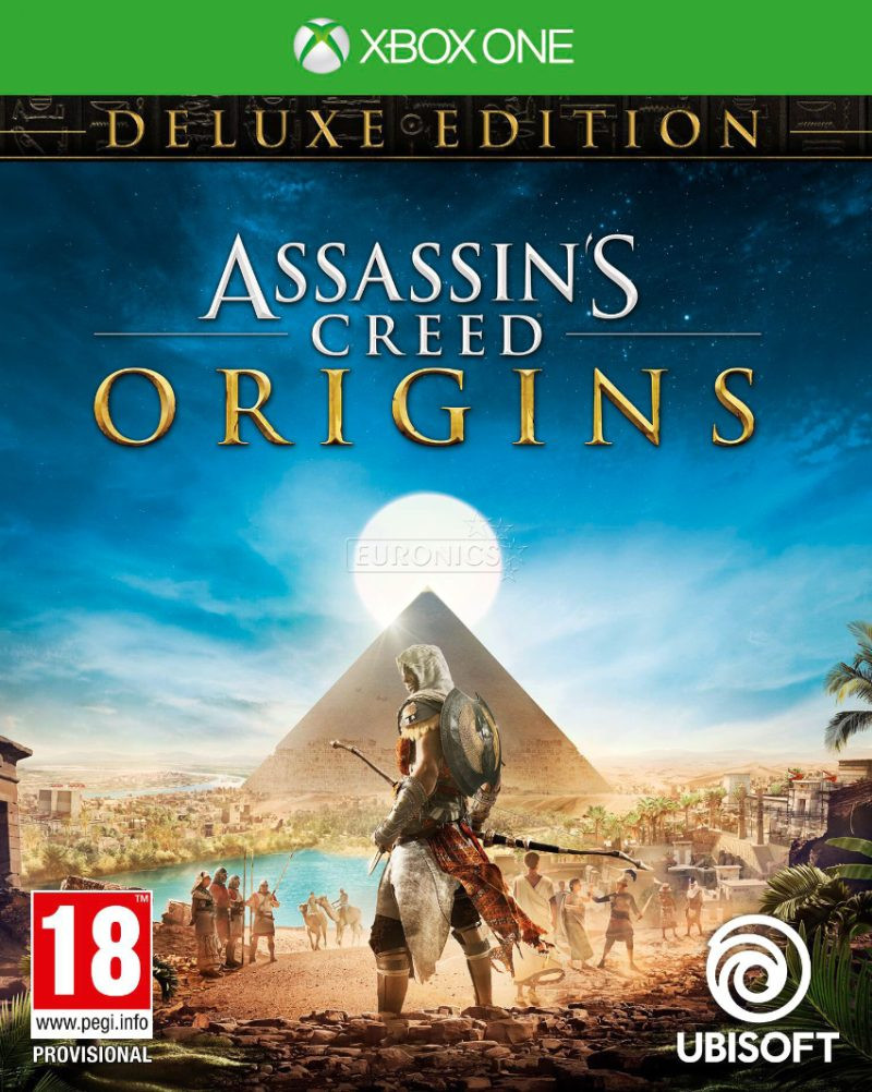 XBOX ONE Assassins Creed Origins Deluxe Edition